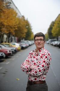 Portrait die webagentin