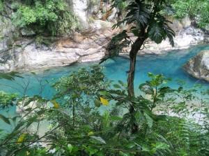 Shakadang-Trail, Wanderung im Taroko Nationalpark