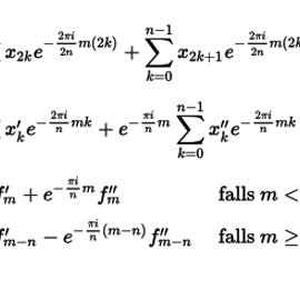 Algorithmen-Formel