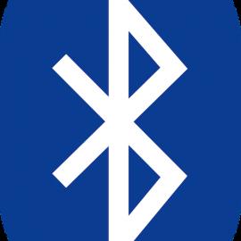 bluetooth Corona-app
